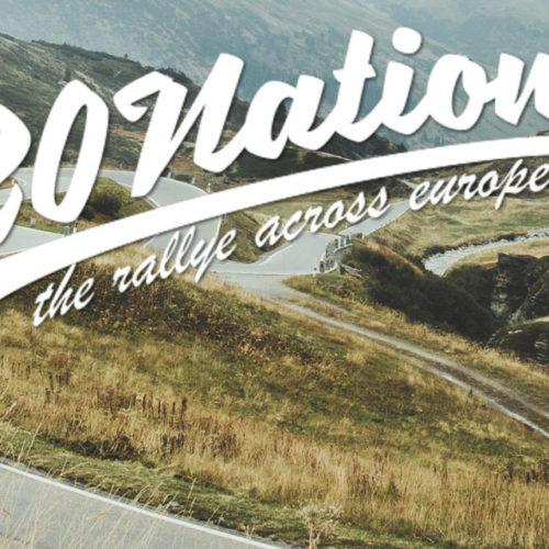 Bitte unterstützt uns, Team 40, bei der 20Nations Rallye